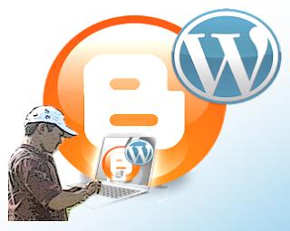 Kode html untuk template blog