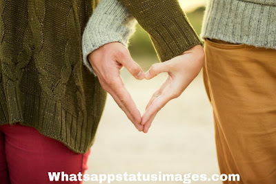 Hands Heart Couple Images