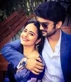 aditya redij with her wife