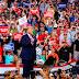 """""""Construye el muro"""" piden simpatizantes a Trump"""