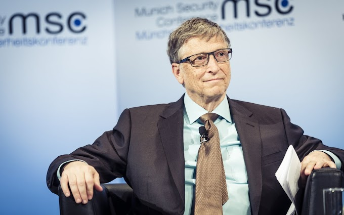 Way To Stop The Spread Of The Coronavirus And Re-Open The Economy? Bill Gates Say's