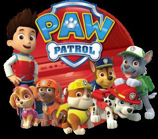 patrulla canina paw patrol dibujos para colorear