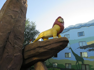 Lion King Art of Animation Mufasa