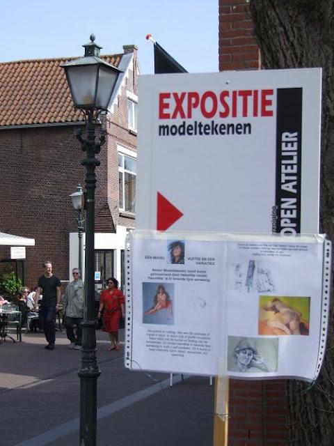 En daar hang je dan plotseling in de winkelstraten in Zoetermeer