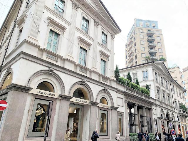 MonteNapoleone, MilanoItaly, LuxuryshoppingMilan, Milanotourism