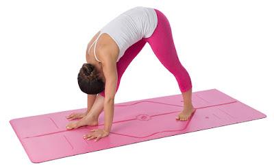 Nên chọn mua thảm tập Yoga chất liệu nào?