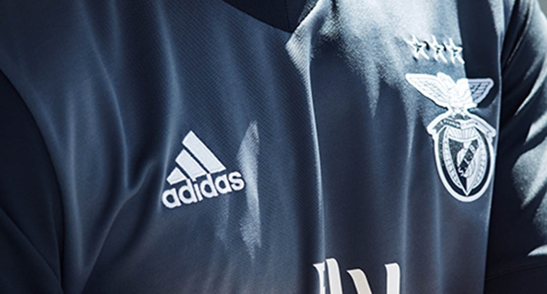 timeless design dc090 471ab Benfica 17-18 Away Kit Released - Footy Headlines