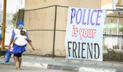 RUN FOR YOUR LIFE; THE POLICE IS NEVER YOUR FRIEND - A True Life Experience…