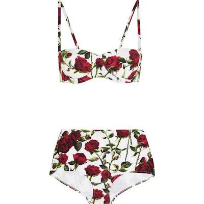 Dolce-And-Gabbana-retro-bikini
