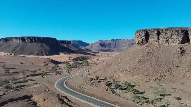 السياحة في موريتانيا  و افضل 10 اماكن سياحية في موريتانيا  2020