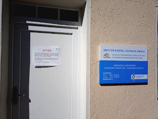Amt für Kinder, Jugend und Familie Traunstein: geschlossen