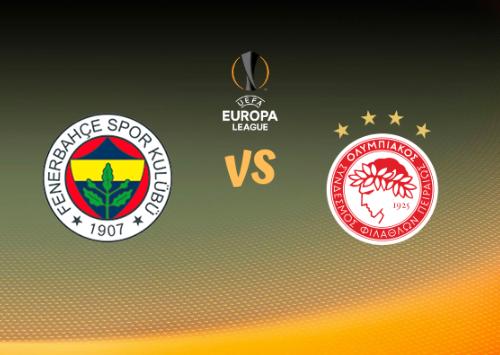 Fenerbahçe vs Olympiakos de El Pireo  Resumen