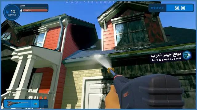 تحميل لعبة محاكي الغسيل PowerWash Simulator للكمبيوتر مجانا