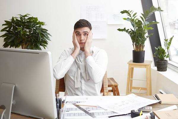 Sete dicas para recuperar de um erro de trabalho