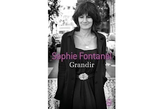 Lundi Librairie : Grandir - Sophie Fontanel