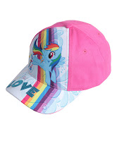 Pink My Little Pony Baseball Cap