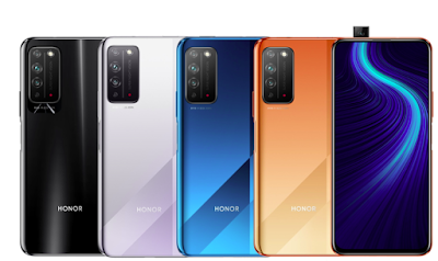 HONOR X10 officially released Price Features