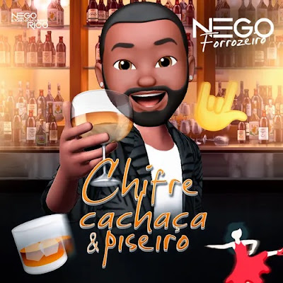 Nego Rico & Forró Do Movimento CHIFRE, CACHAÇA & PISEIRO - Outubro 2020