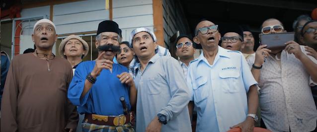 Saksikan Filem Kampong Pisang Kita Setandan Di Astro 25