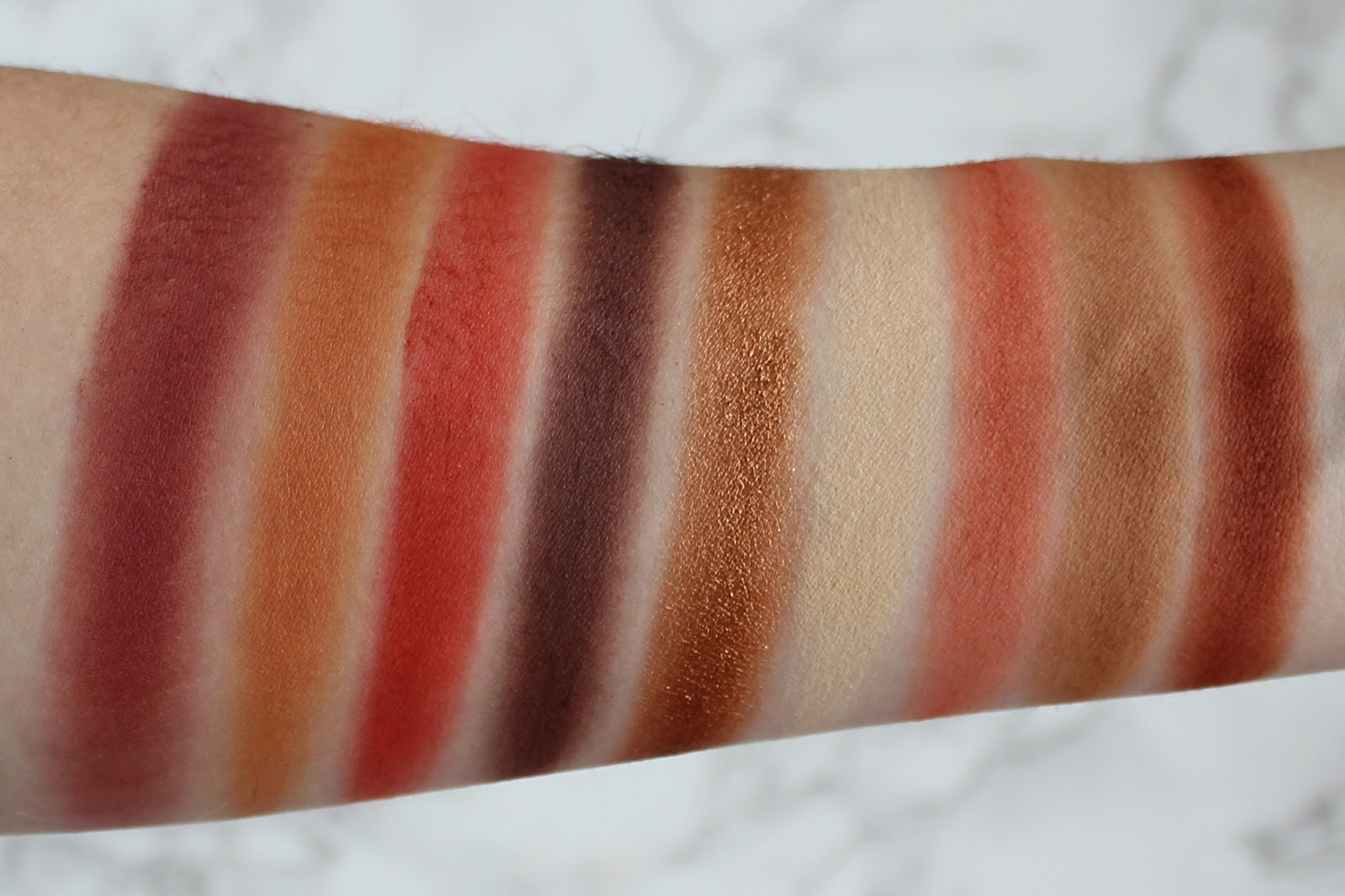 Huda Beauty Warm Brown Obsessions Palette | Review & Swatches