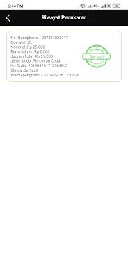 Cara Mendapatkan Pulsa Gratis dari Aplikasi NewsCat Android