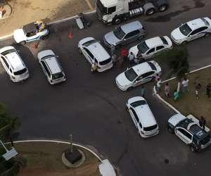 Taxistas de Natal estão achando que são donos da cidade