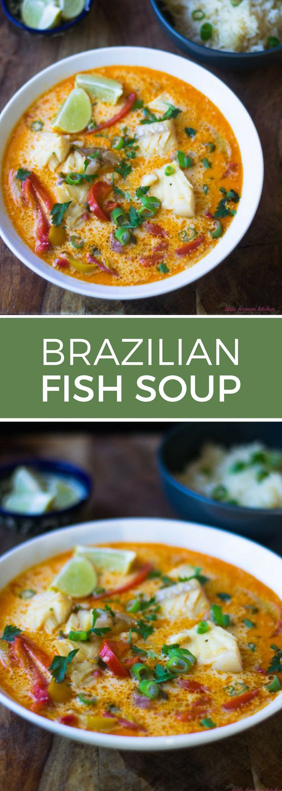Brazilia Fish Soup