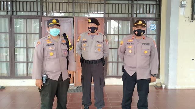 Polres Gumas Turunkan 30 Personel, Amankan Rapat Pleno