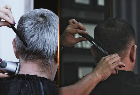 Kedai Gunting Rambut Beroperasi Bermula 10 Jun