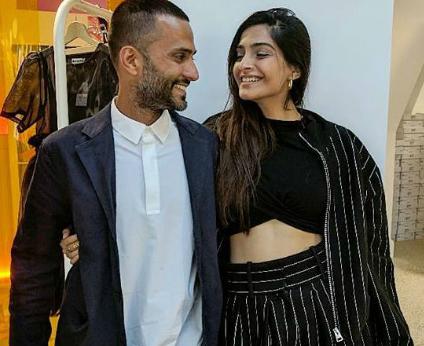 Sonam Kapoor Engagement
