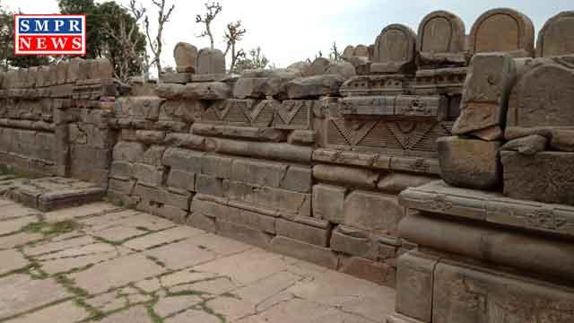 हर्षत माता का मंदिर है स्थापत्य कला का नायब उदाहरण