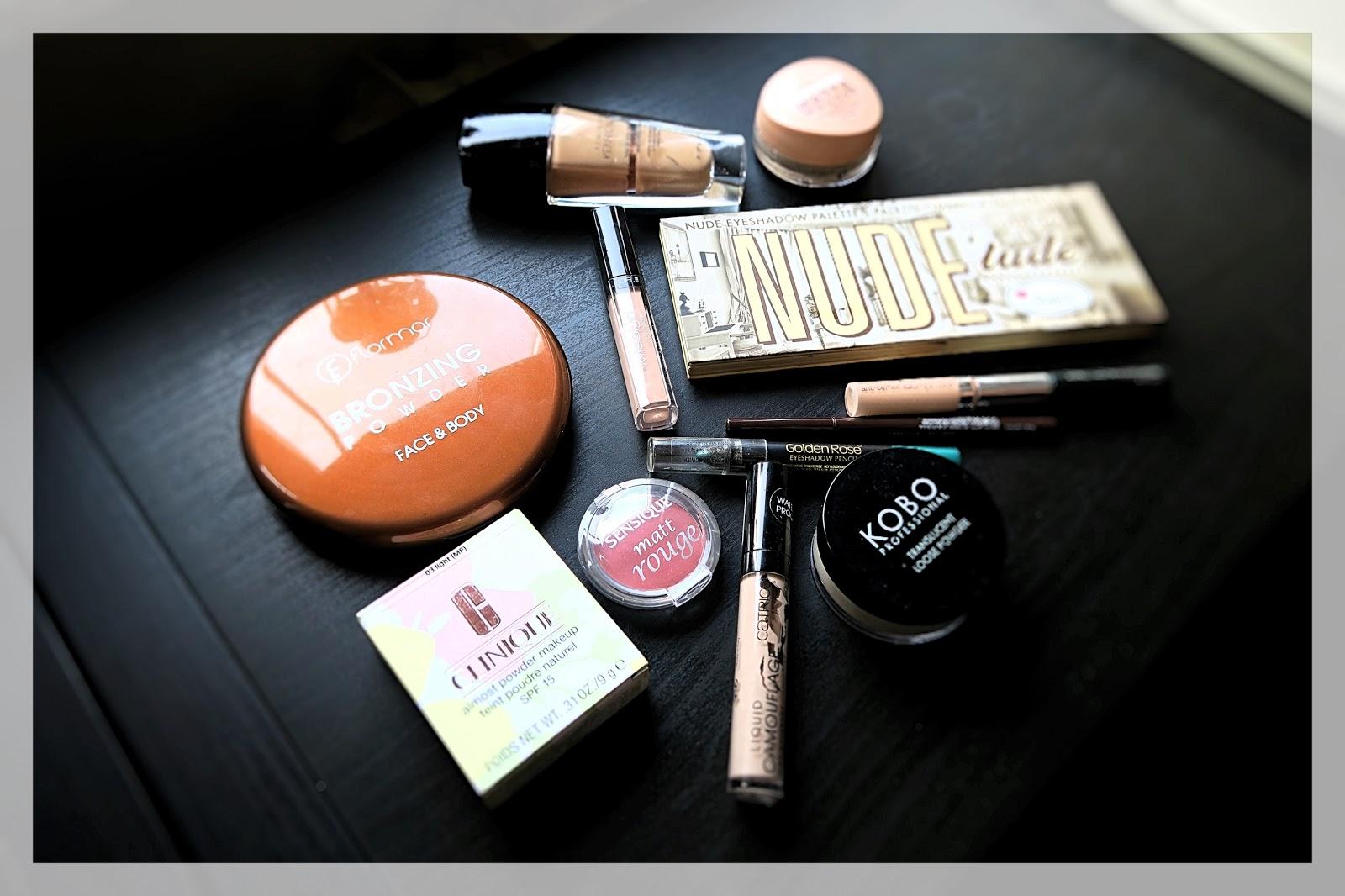 Makijażowe wyrzutki w minirecenzjach: Clinique | Flormar | Kobo | Misslyn