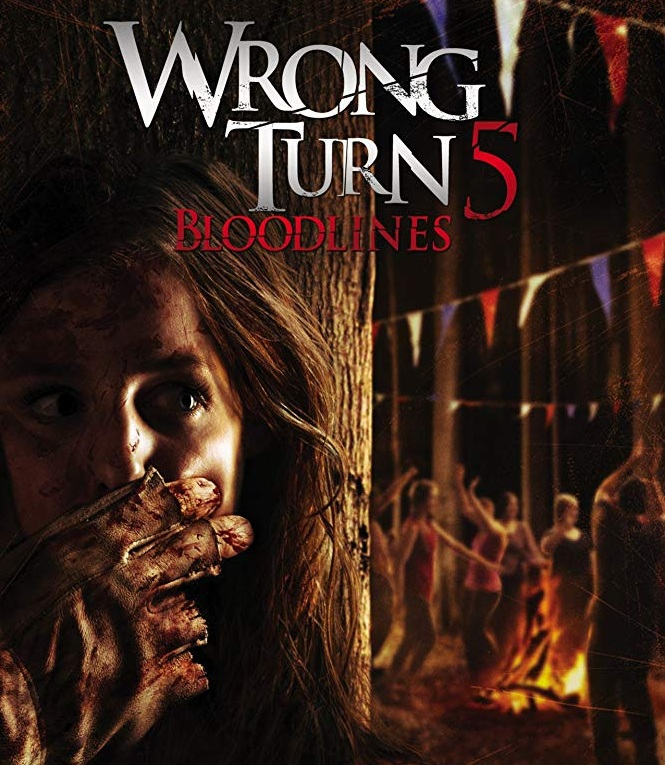 WRONG TURN 5 : BLOODLINES 2012 ONLINE