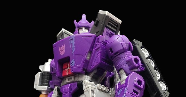 Kingdom Leader Class Galvatron