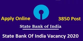 SBI Circle Based Officer Recruitment 2020 Apply Online (3850 Post) SBI CBO Notification Vacancy 2020, DainikExam com