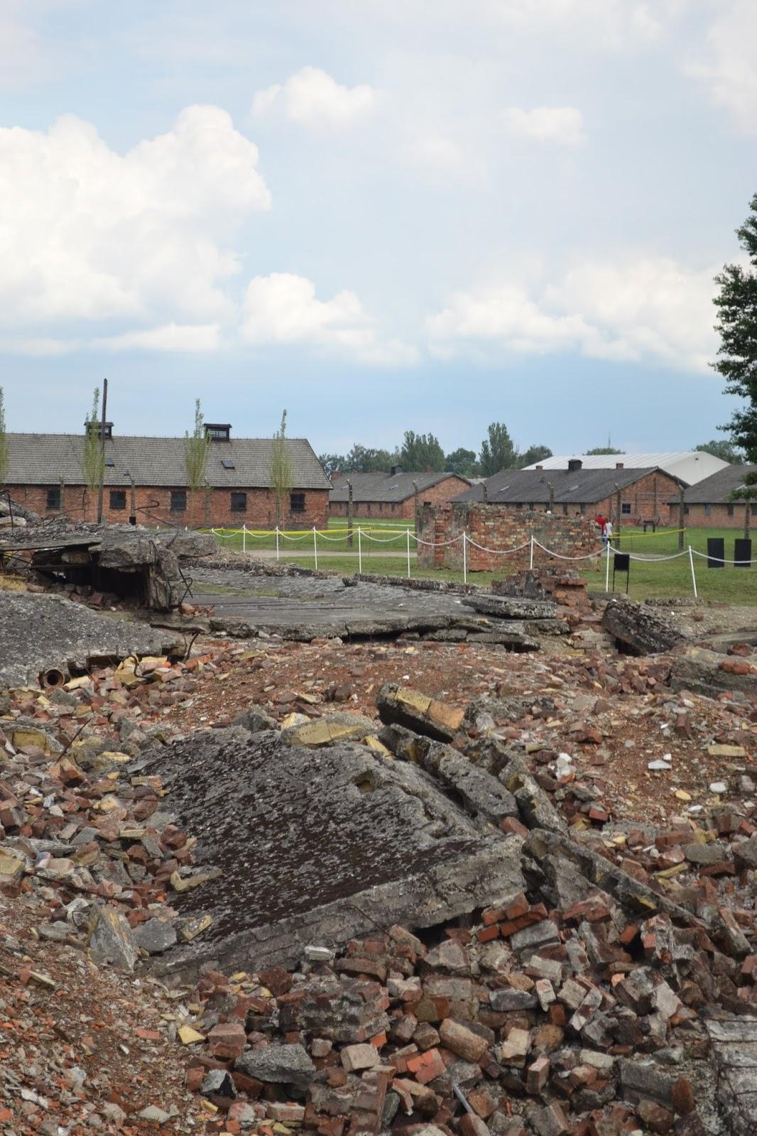 Campo de concentração de Auschwitz Polônia