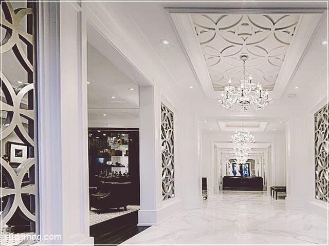 اسقف جبس بورد حديثة 16 | Modern Gypsum Ceiling 16