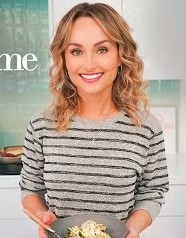 Giada made her break into television in 2003