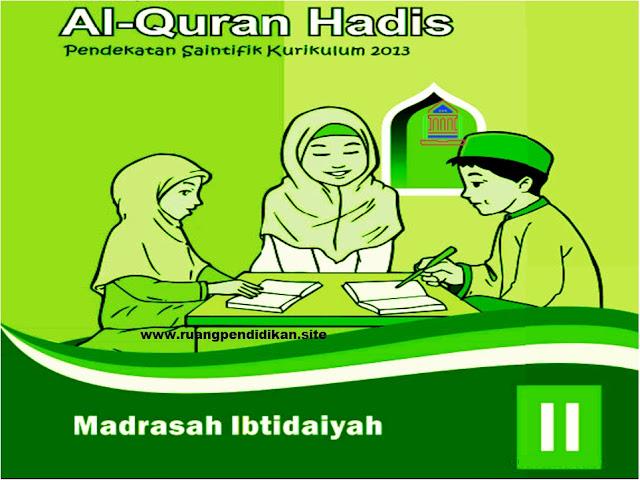 Soal PTS/UTS Al-Qur'an Hadis Semester 1 Kelas 2 SD/MI