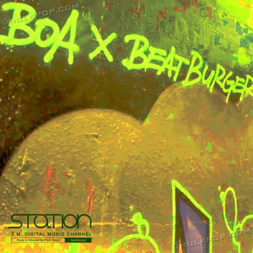 [Single] BeatBurger – Music is Wonderful (Feat. BoA) (ITUNES PLUS AAC M4A)