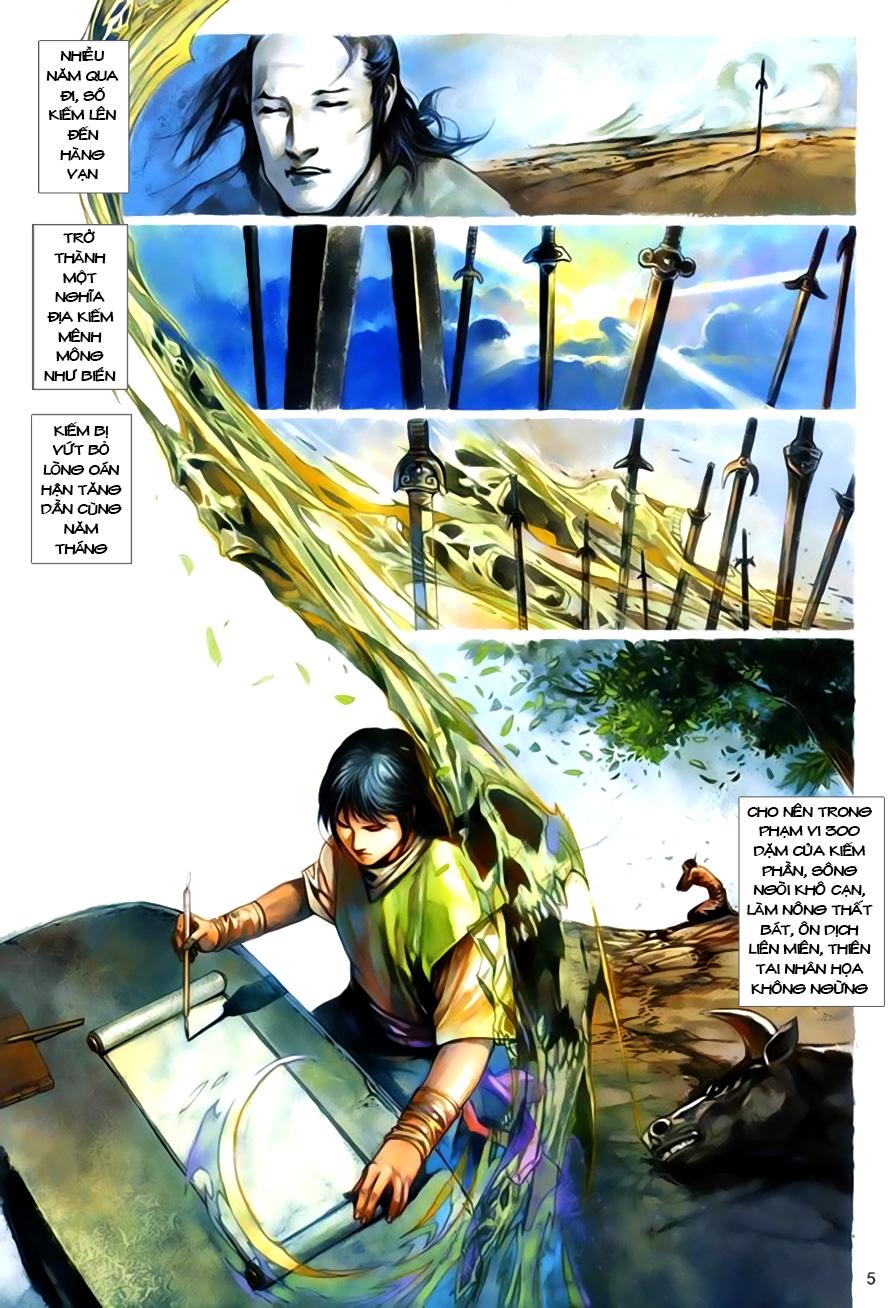 Phong Vân chap 410 Trang 5
