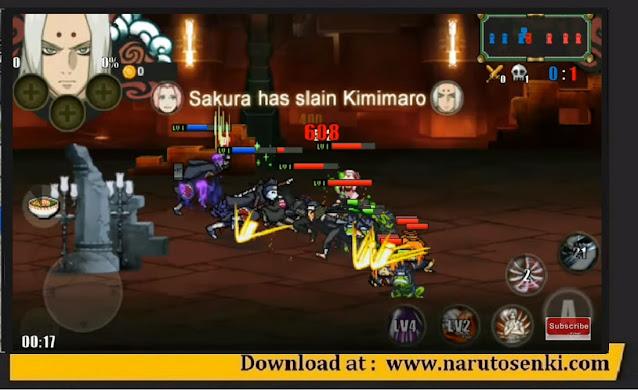 Download Naruto Senki the Last V2