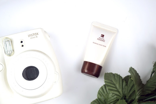 Looking for a primer? Try Isehan Ferme Essence Moist Base review