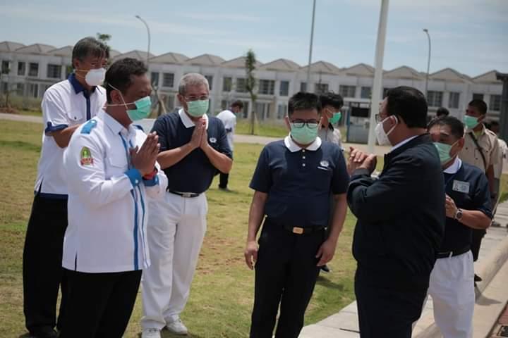 Puji Bantuan Penanganan Corona, Anies: Hadir Nyata Tanpa Upacara!