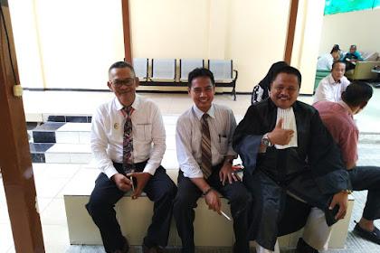 Sidang di Pengadilan Negeri Karawang Perdata