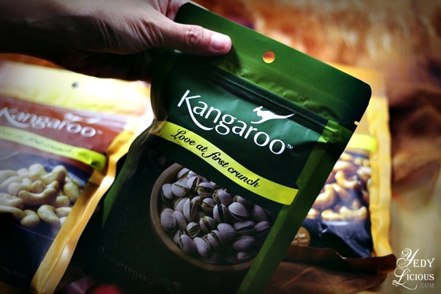 Rosemary Pistachio Kangaroo Nuts Healthy Snack Manila Singapore Indonesia Photography by Yedy Calaguas