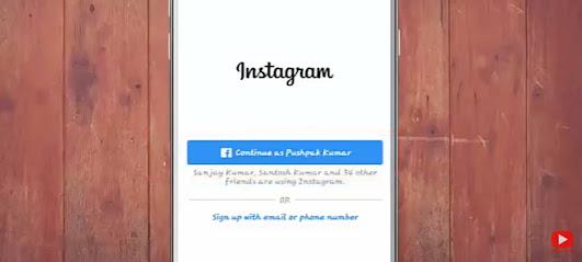 Instagram Account Kaise Banaye