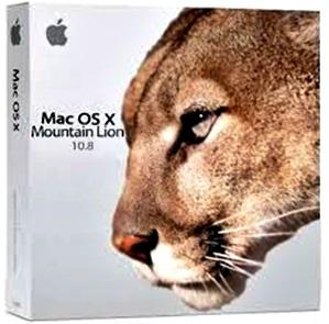 Download MAC OS X 10.8 Mountain Lion Gratis