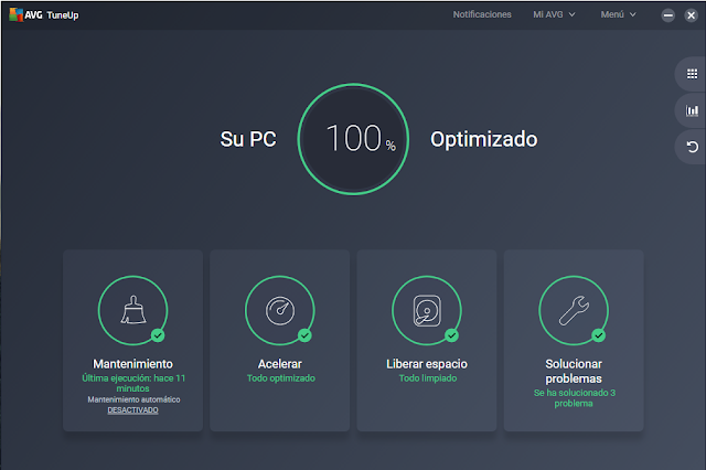 AVG TuneUp Full Serial Key (ACTIVADO)