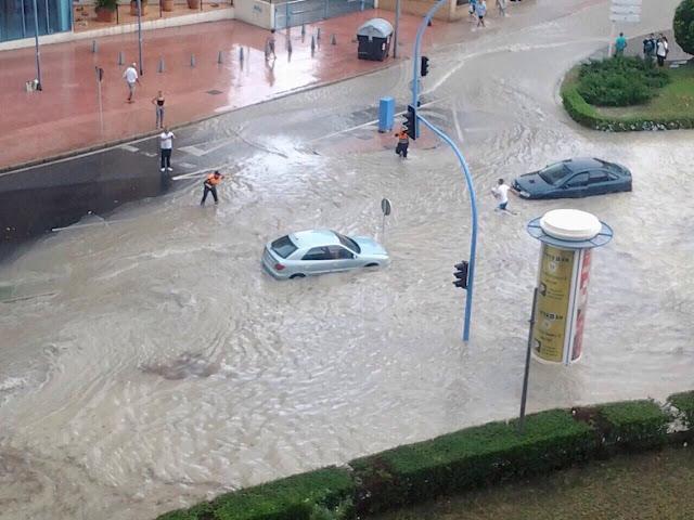 Resultado de imagen de blogspot avenida rio inundacion